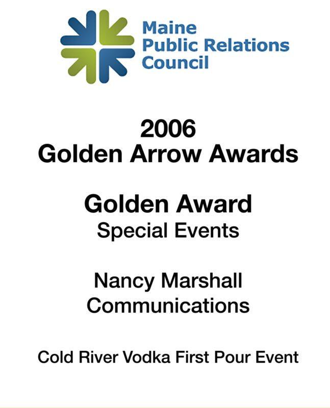 2006 MPRC Award