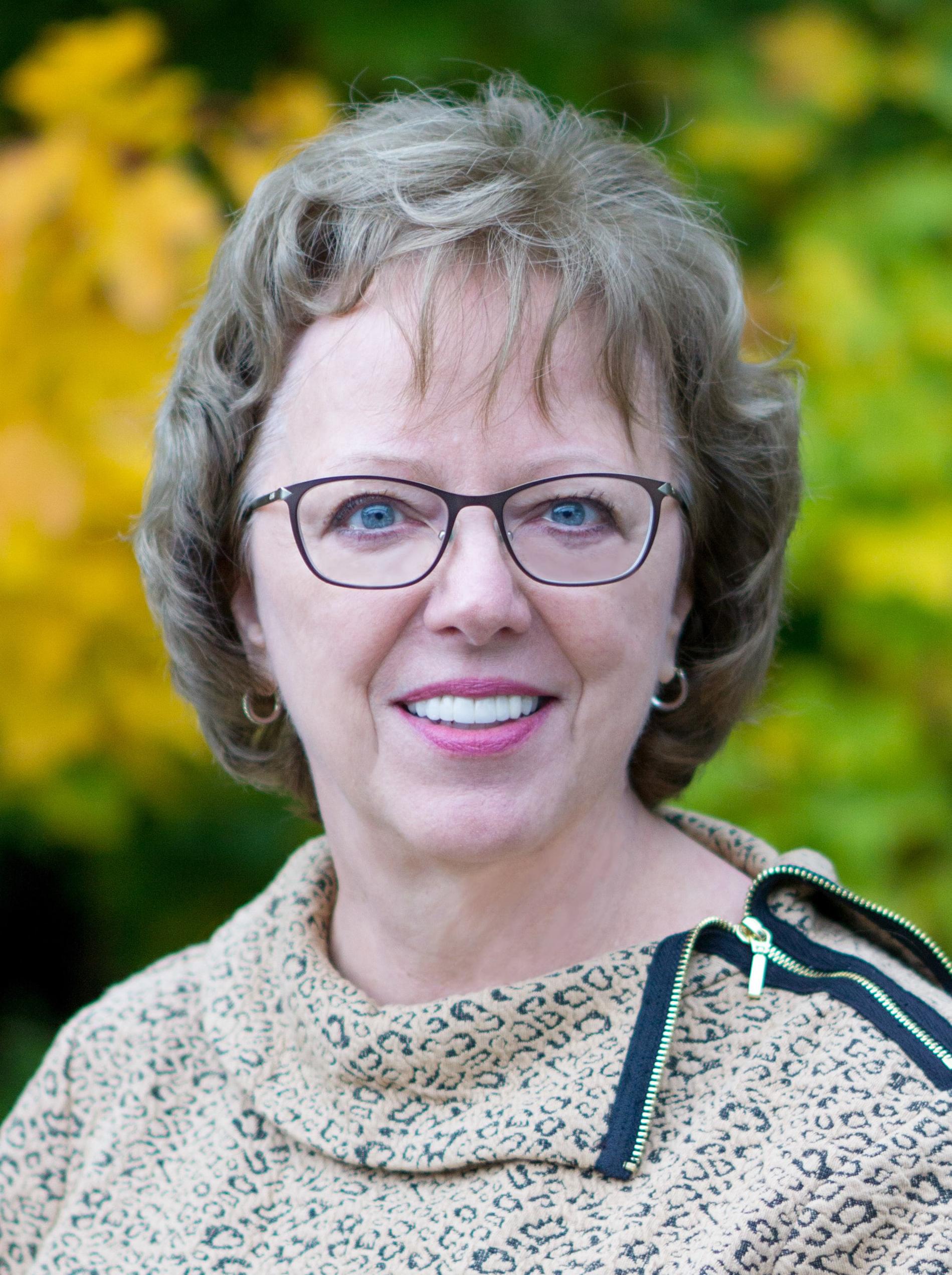 Charlene Williams, President of Marshall Communications