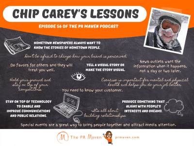 Chip Carey Infographic