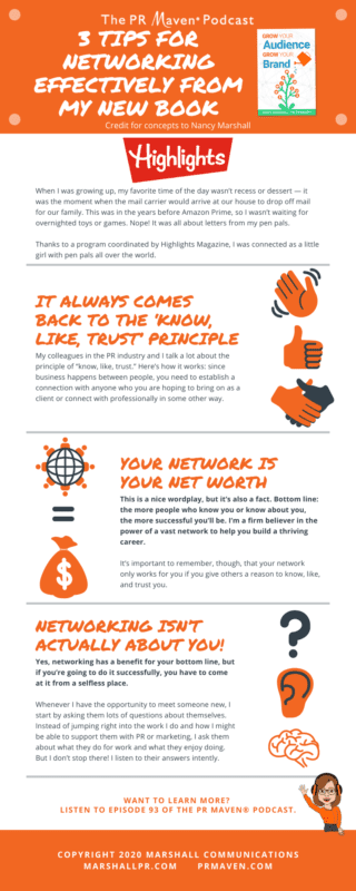 3 Tips for Networking Effectively from My New Book