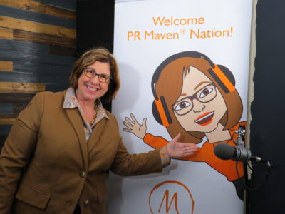 The PR Maven® Podcast Named to Top 10 List of Personal Branding Podcasts