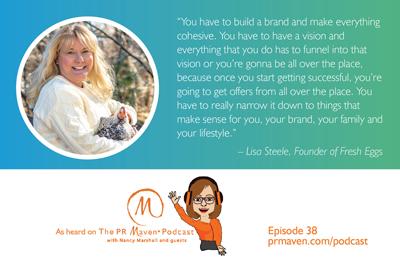Lisa Steele, founder of Fresh Eggs Daily