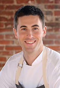 Matt Ginn, Chef, Evo Kitchen & Bar