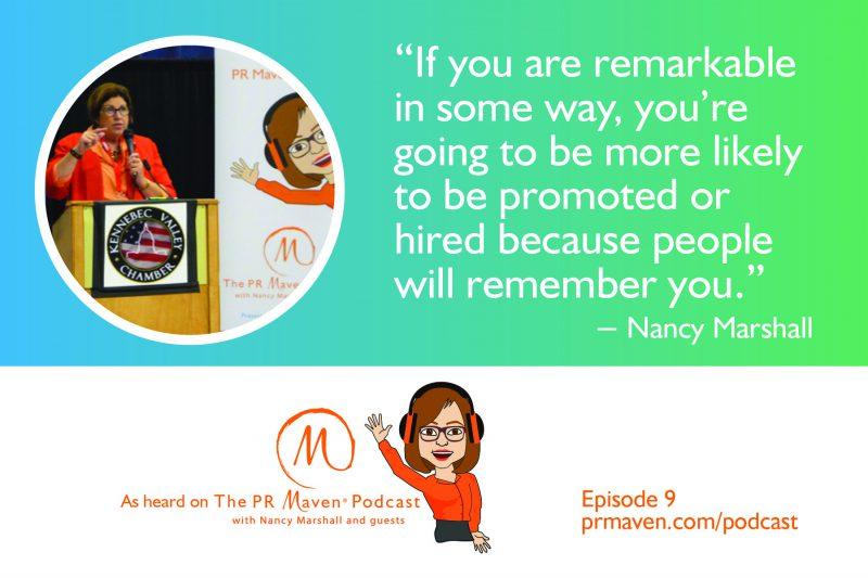 Nancy Marshall KV Chamber podcast