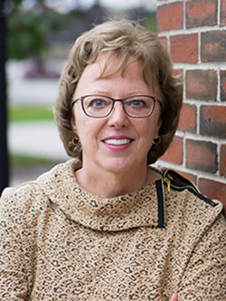 Headshot of Charlene Williams