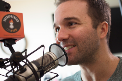 Episode 39: John Lee Dumas, founder and host of Entrepreneurs on Fire