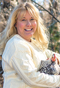 Episode 38: Lisa Steele, Founder of Fresh Eggs Daily