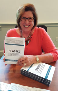 Nancy Marshall and PR Works!