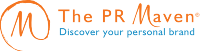 Nancy Marshall, The PR Maven Logo