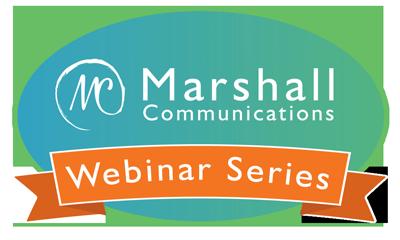 Marshall Communications webinar series
